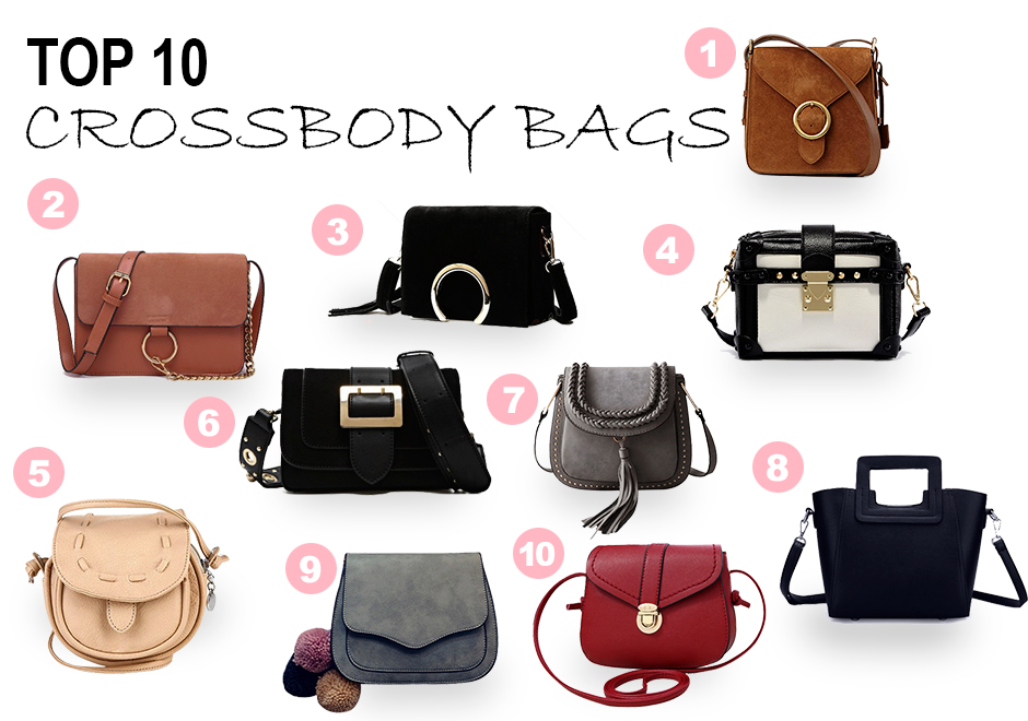 rosegal crossbody bags